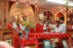 聖孔維鐸封聖彌撒