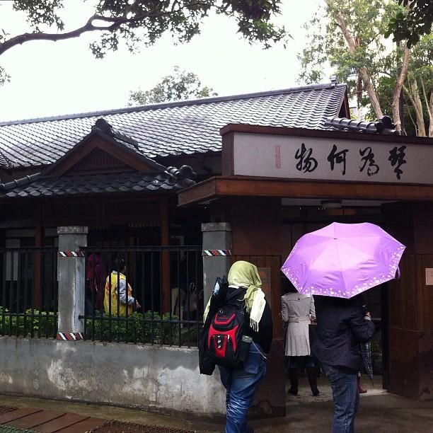 幸町:齊東街日式宿舍,琴為何物