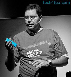 Ask Andrej Sonkin about how excited he is with the Lumia. He is the Head of Smart Devices for Nokia Southeast Asia Pacific.