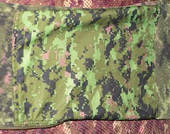 IECS Combat Trouser Detalle Refuerzo Rodilla Mod.