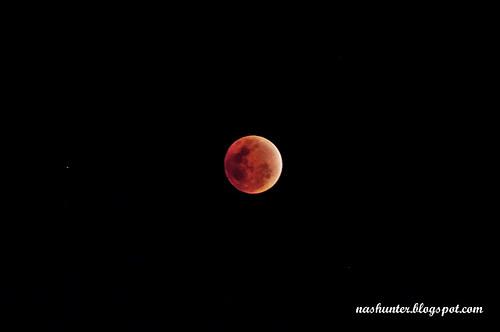 Gerhana Bulan Penuh 10 Disember 2011