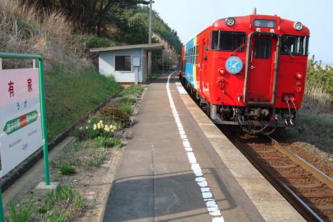 八戸線が2012年3月に全線復旧へ