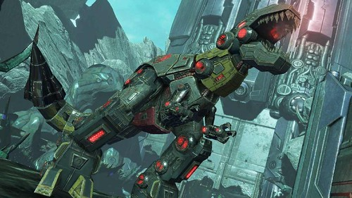 Transformers: Fall of Cyberton VGA Trailer Shows The Autobot Demise