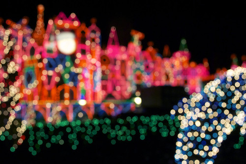 Small World Bokeh