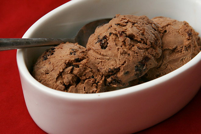 chocolate berry ice cream 6