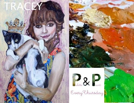 P&P #4 Tracey