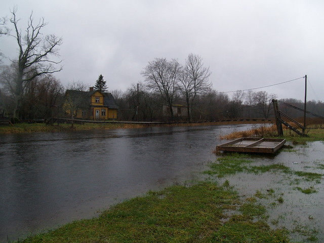 Raudna jõgi Karuskosel