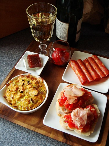 Tapas, For One