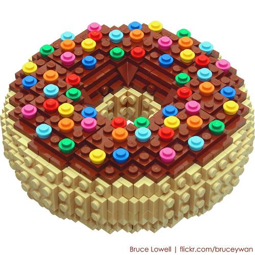 LEGO Donut