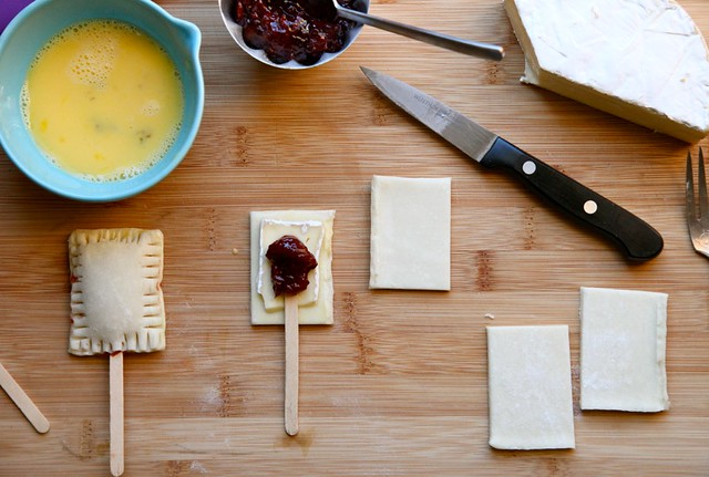 Bite-sized Baked Brie | Joy the Baker