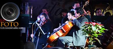 Concierto de la Orquesta Sinfónica Nacional