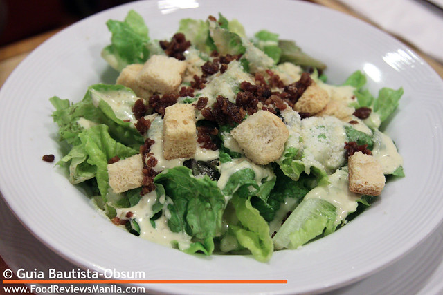Pancake House Caesar Salad