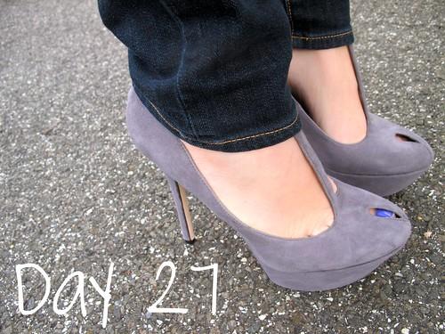 Livingaftermidnite - Shoe Challenge Day 27