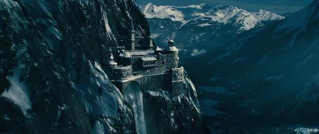 Sherlock Holmes 2 - A Game of Shadows - Swiss Castle