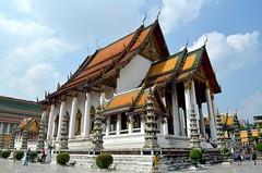Bangkok - Wat Suthat (6)