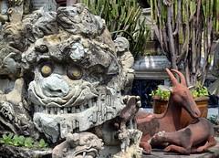 Bangkok - Wat Suthat (12)