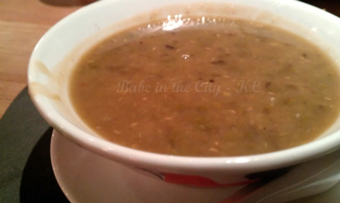 Mung Bean Sweet Soup
