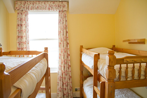 4 bed Private at Llandudno Hostel