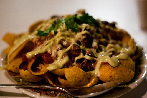 Frito Pie at Smoke BBQ Taqueria