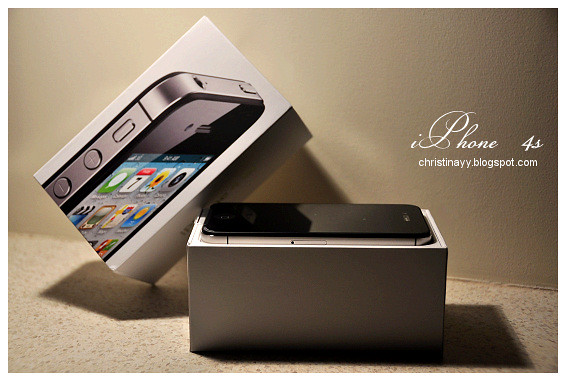 Apple iPhone 4S (Black)