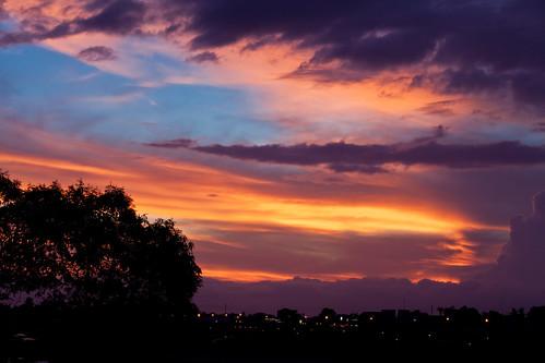 sky clouds sunrise canon philippines zamboanga 5dii