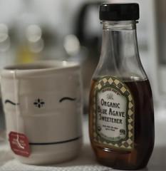 Evening ritual - tea