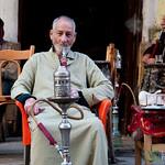 Hookah Pipe Time - Alexandria, Egypt