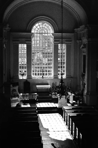Let There Be Light - Christ Church, Philadelphia