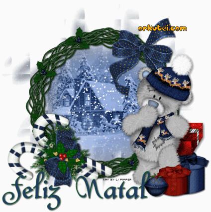 Feliz Natal!! ¡Feliz Navidad! Bon Nadal! Joyeux Noël! Merry Christmas! God Jul! Buon Natale! by sweetfelt \ ideias em feltro