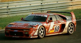 Venturi 400GTR - 1994 - Le Mans 24 Hours race