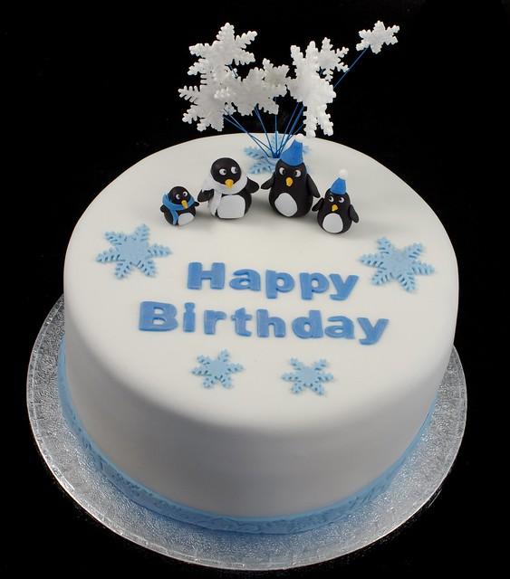 Birthday Cake Ideas Penguin : 6566745099_c0c6e808a5_z.jpg