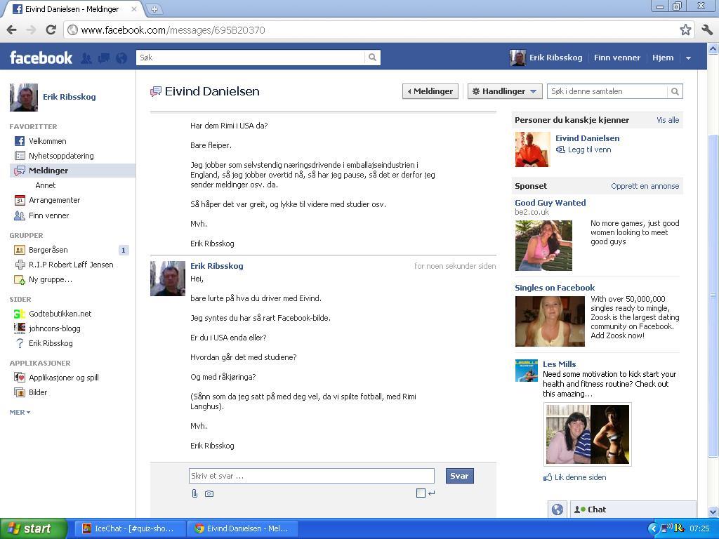 eivind facebook