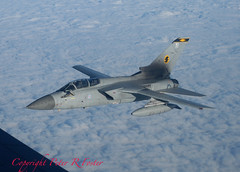 Tornado F.3 ZE758 'YI' 11 Sqn 10-03-04