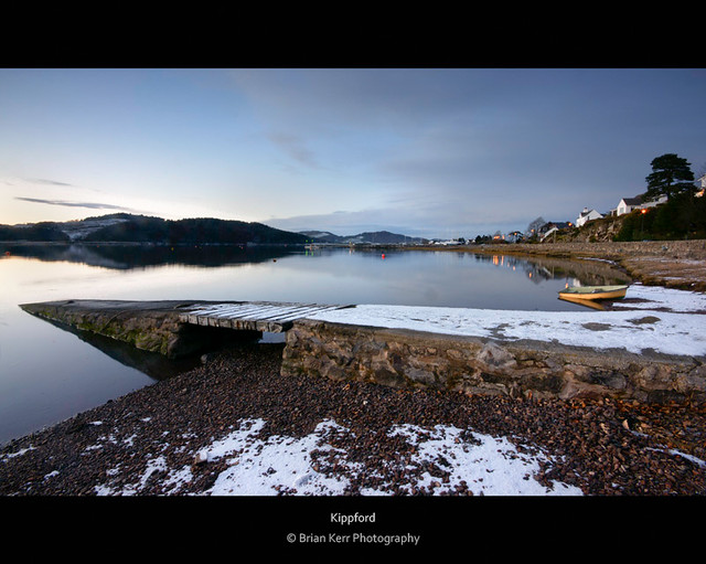 Kippford Winter