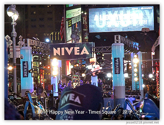 2011 Happy New Year - Times Square 1