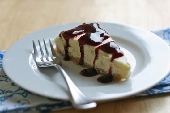 Basic NY Cheesecake 2