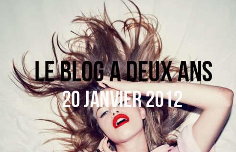 Le blog a deux ans