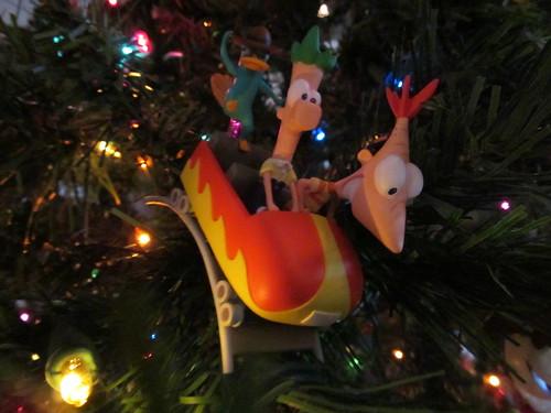 Xmas Ornament-F&F