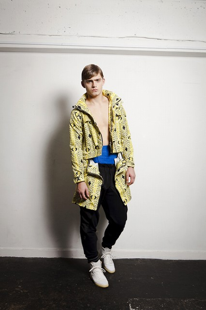Tom Lander032_hummel-H 2012 SS Collection(changefashion)