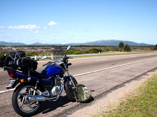 Mi primer viaje en moto, con mi Suzuki EN125 6597423833_37e1a27d60