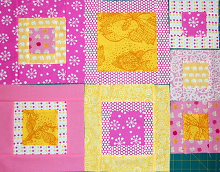 Megan's Pink Lemonade blocks