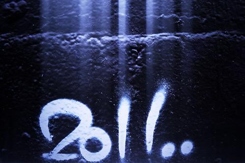 Goodbye 2011..