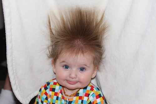 Image result for static hair