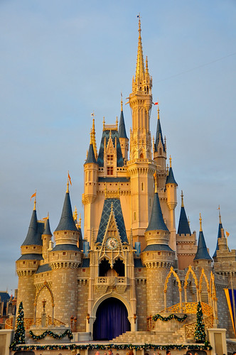 Disney World, Florida - picture by Flickr user AndrewH324