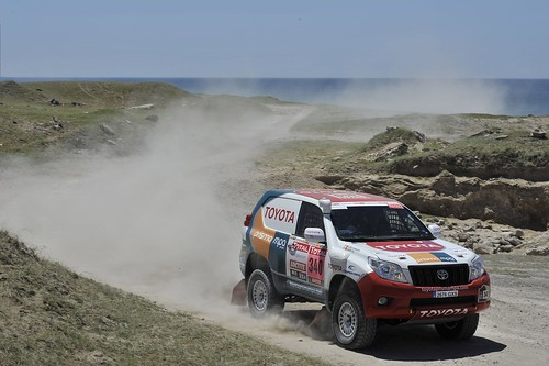 Xavi Foj Dakar 2012