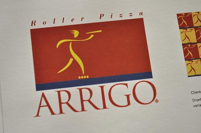 ARRIGO roller pizza