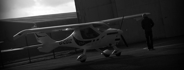 Flight Design CTSW Microlight