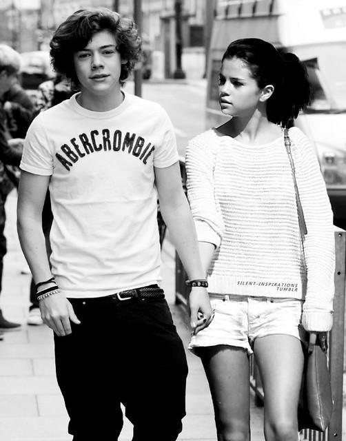 Harry Styles Selena Gomez
