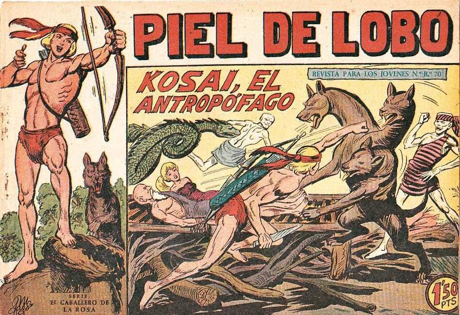 Manuel Gago - Piel de Lobo 3
