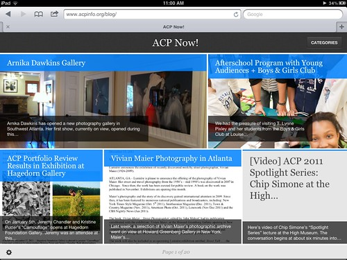 ACP Now, Updated for Tablets